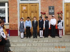 выступление учеников 4 класса