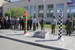 Открытие памятника «Защитникам границ Отечества»