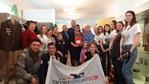 Мероприятие по увековечению памяти советских воинов р.п. Каргаполье