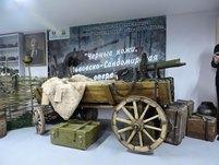 В Челябинске открылся музей воинской славы