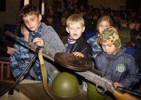 Проект «Вместе с Танкоградом!» в СОШ № 137 г. Челябинска