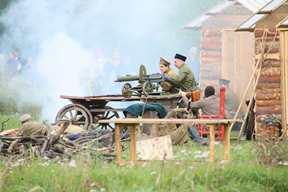 Больше трех тысяч гостей собрал фестиваль исторической реконструкции в Челябинске