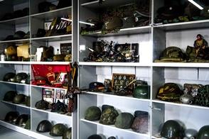 Обзорный ролик из музея «Воинской Славы» ВИК «Дивизион». ЧАСТЬ 2
