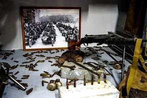 Обзорный ролик из музея «Воинской Славы» ВИК «Дивизион». ЧАСТЬ 3