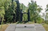 Лесное кладбище города Челябинска.