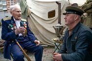 Итоги фестиваля «Весна Победы» подвели на празднике в центре Челябинска